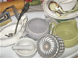 Holiday cookware