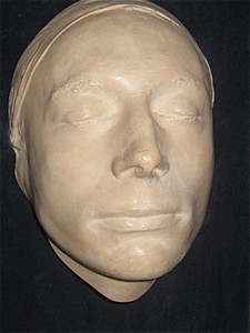 keats death mask-S