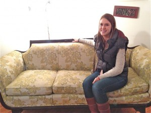 shay on sofa estate
