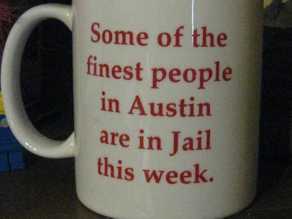 jail mug-M