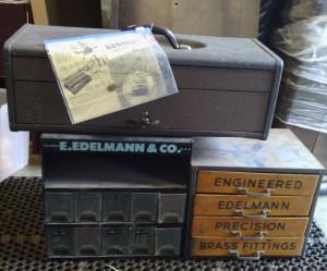 Edelmann tools.