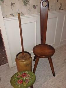 small foot stool-L