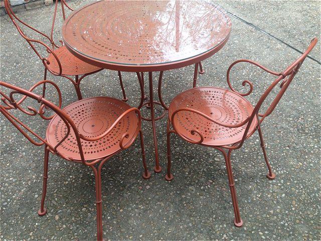 Vintage Woodard Patio Furniture Patterns Icamblog